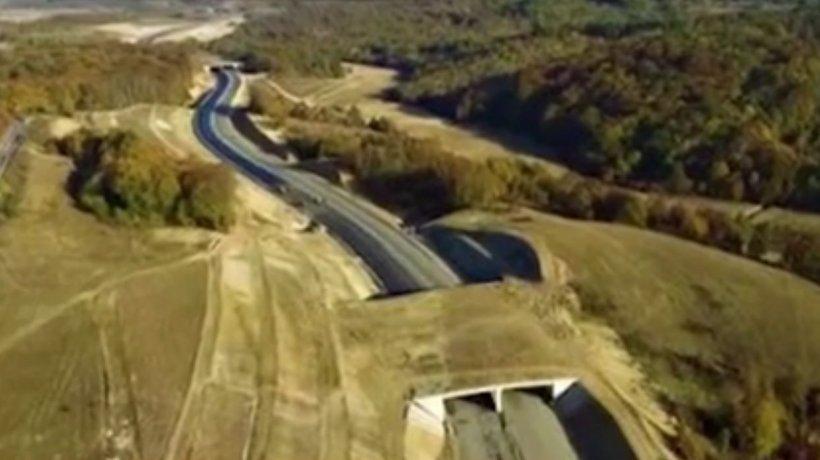 Autostrada Lugoj-Deva, departe de finalizare