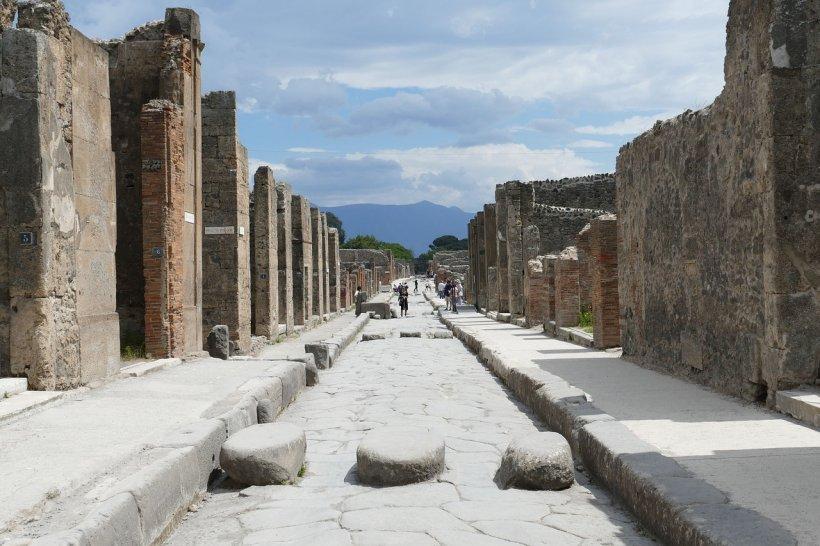 Descoperire impresionantă. Arheologii au descoperit lucruri importante despre Pompeii