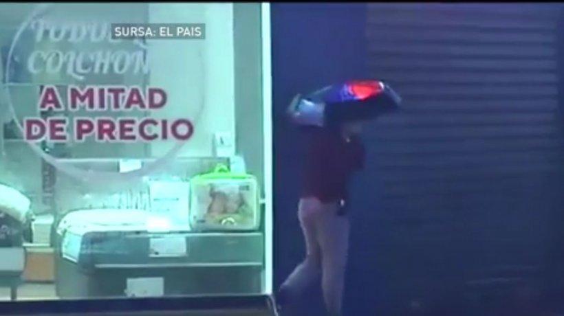 Furtuni violente în Spania. Barcelona şi Valencia sunt vizate de alerta meteorologică - VIDEO