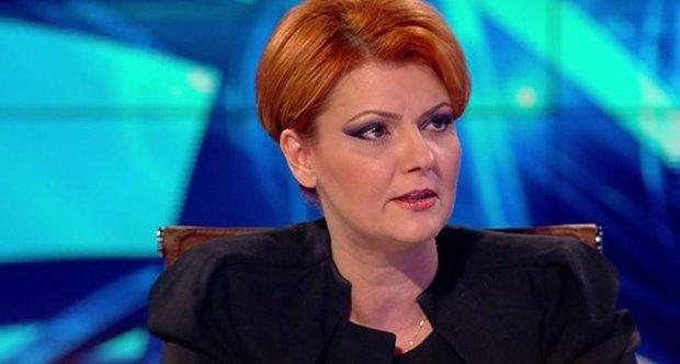 Olguţa Vasilescu: Legea salarizării trebuie aplicată aşa cum a fost adoptată de Parlament şi cum este în vigoare