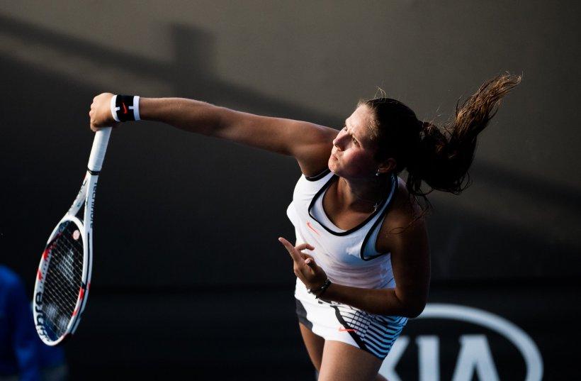 Rusoaica Daria Kasatkina este câștigătoarea turneului WTA de la Moscova