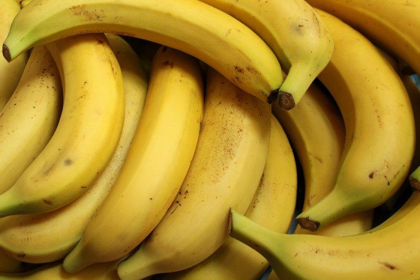 Ac într-o banană găsit de o femeie. Autoritățile au demarat o anchetă