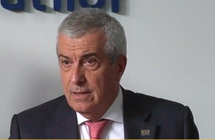 Călin Popescu Tăriceanu spune că Senatul nu mai are bani - surse