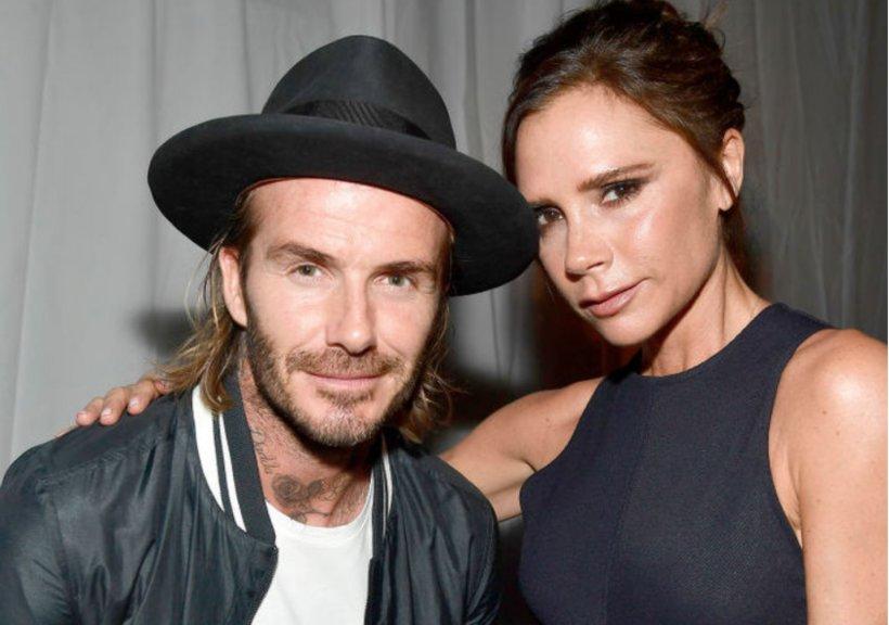 Casa lui David Beckham,ţinta unui grup de spărgători mascaţi