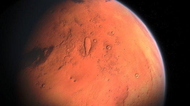 NASA a găsit oxigen pe Marte care ar putea susţine viaţa aerobă