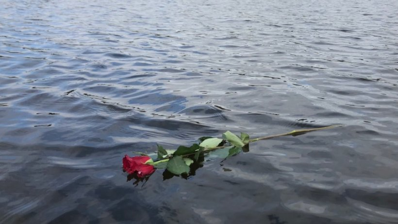 """Se plimba pe malul unui lac în momentul în care a găsit o scrisoare și un trandafir. Când a citit, a izbucnit în lacrimi. """"Nu a fost lăsat niciun nume şi niciun număr de telefon"""""""