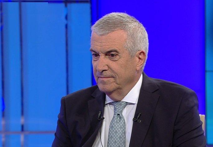 Ce spune Tăriceanu despre posibilitatea unui pact între toate partidele din România în legătură cu Justiţia