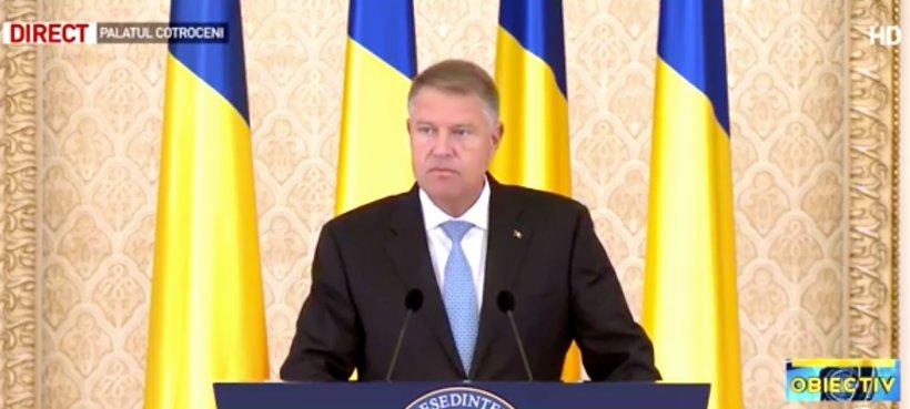 Klaus Iohannis: E o situație neobișnuită ca PE să dezbată o rezoluție privind România înainte de preluarea președinției Consiliului UE