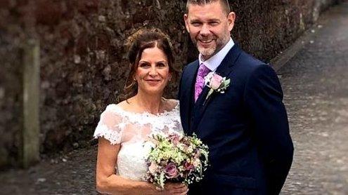 A primit o veste cutremurătoare la doar două zile după nunta visurilor ei. Mai are doar câteva luni de trăit