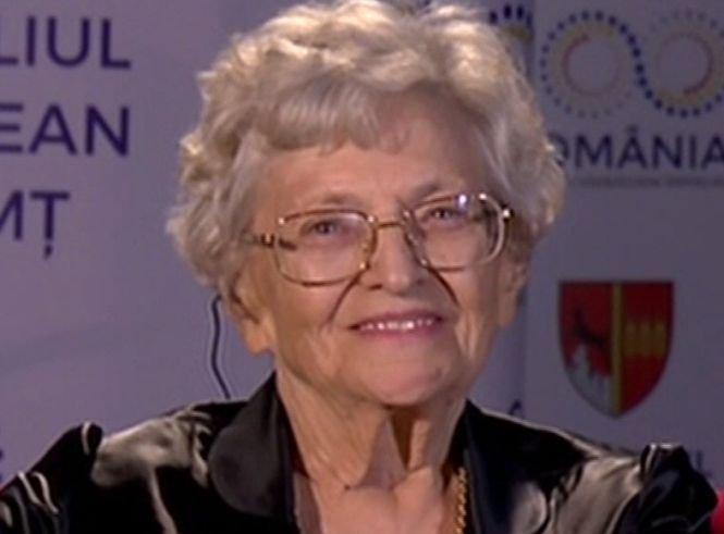 """Actriţa Draga Olteanu Matei împlineşte 85 de ani: """"Mi-aș dori foarte mult să fie pace în lume"""""""