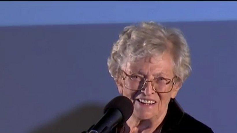 Draga Olteanu Matei, sărbătorită la 85 de ani. Care sunt dorinţele îndrăgitei actriţe - VIDEO
