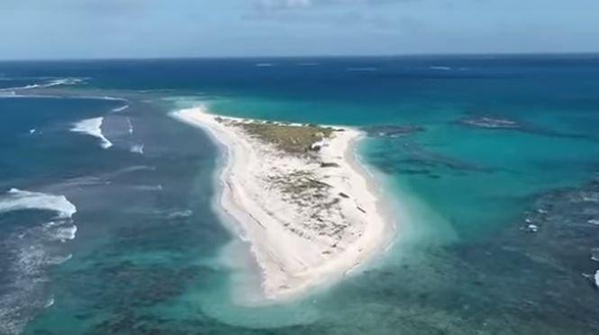 O insulă a fost ștearsă de pe suprafața pământului. Reacția cercetătorilor - VIDEO
