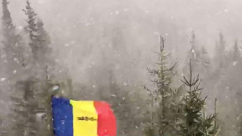 România, asaltată de ninsori şi vânt puternic. Trei oameni au murit din cauza vremii extreme - VIDEO