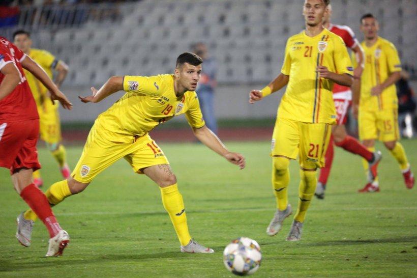 Echipa națională a României, sancțiune drastică