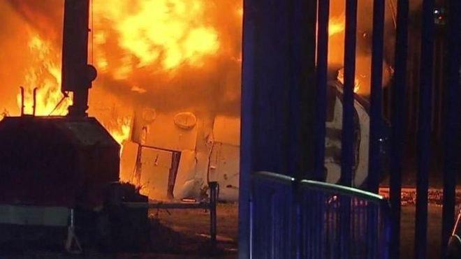 Patronul echipei Leicester și copilul său ar fi murit în accidentul de elicopter