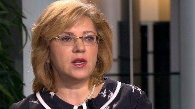 """Corina Creţu: """"România va beneficia de un buget cu 8% mai mare faţă de cel actual"""""""