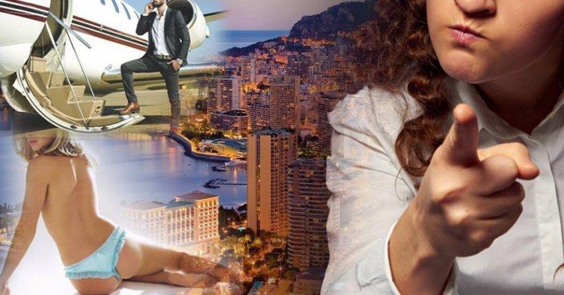 Scandal în lumea bună! Celebrul milionar a înşelat-o cu o puştoaică pe care a dus-o la Monaco! Ea a făcut plângere la Poliţie