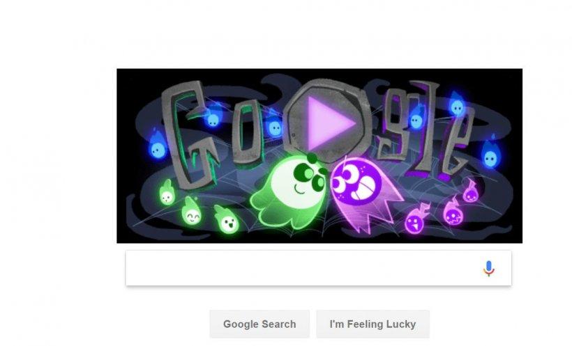 HALLOWEEN. Google sărbătorește HALLOWEEN printr-un doodle special