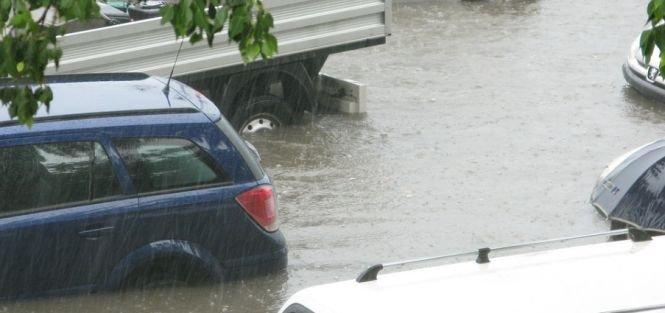 Inundaţii în Italia. Sunt cel puţin opt morţi. Apa a atins un nivel istoric