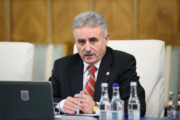 Vicepremierul Viorel Ştefan şi-a depus candidatura pentru şefia ASF