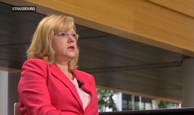 """Comisarul european Corina Crețu: """"Am început să fiu atacată într-un mod şocant. Sunt acuzată că sunt vândută intereselor străine"""""""