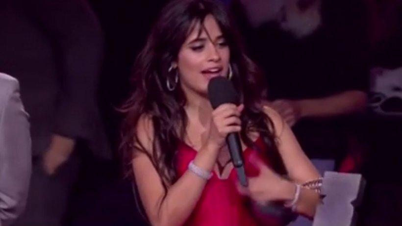 Cântăreaţa hitului ''Havana'', premiată de patru ori la Europe Music Awards 2018 - VIDEO