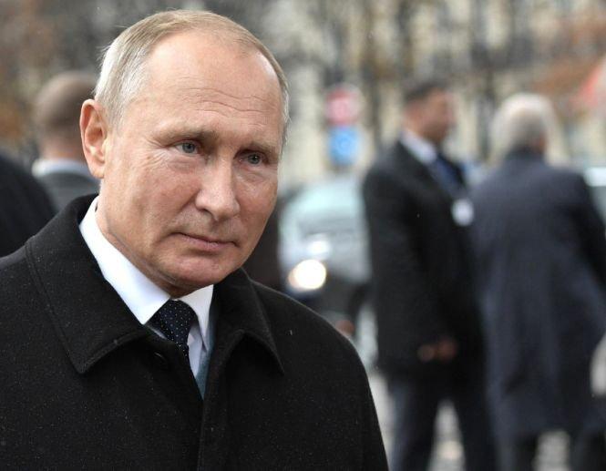 Declaraţie surprinzătoare a lui Vladimir Putin despre înarmarea Europei