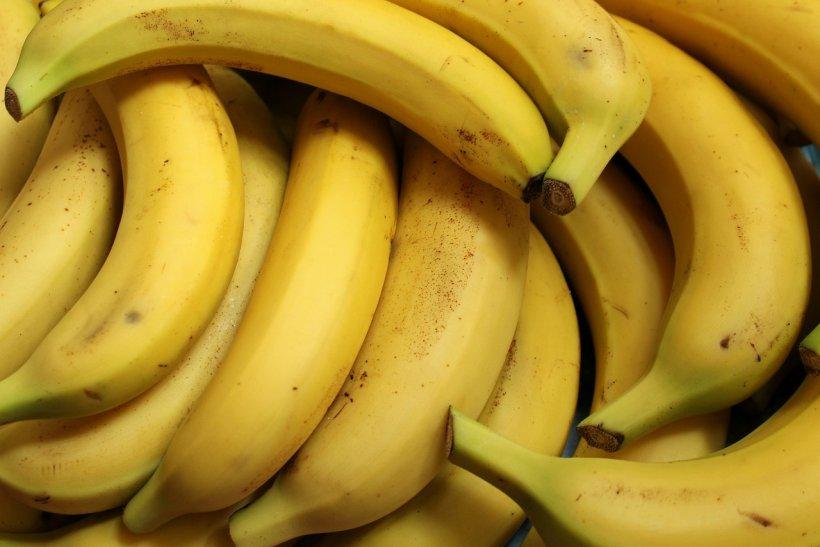 """Adevărul despre banane pe care nimeni nu ţi l-a spus. """"Conțin cel puţin 12 E-uri!"""""""