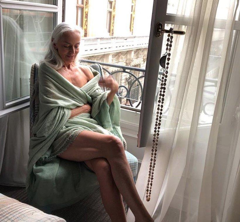 Are 63 de ani și arată ca o puștoaică. Acesta e secretul lui Yazemeenah Rossi, femeia care a uimit planeta