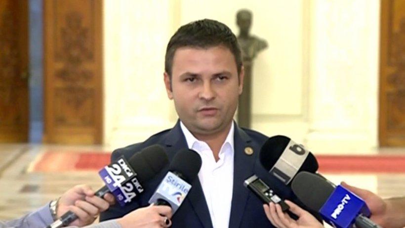 """Liderul deputaţilor PSD, despre gestul lui Iordache din Parlament: """"Este regretabil"""""""