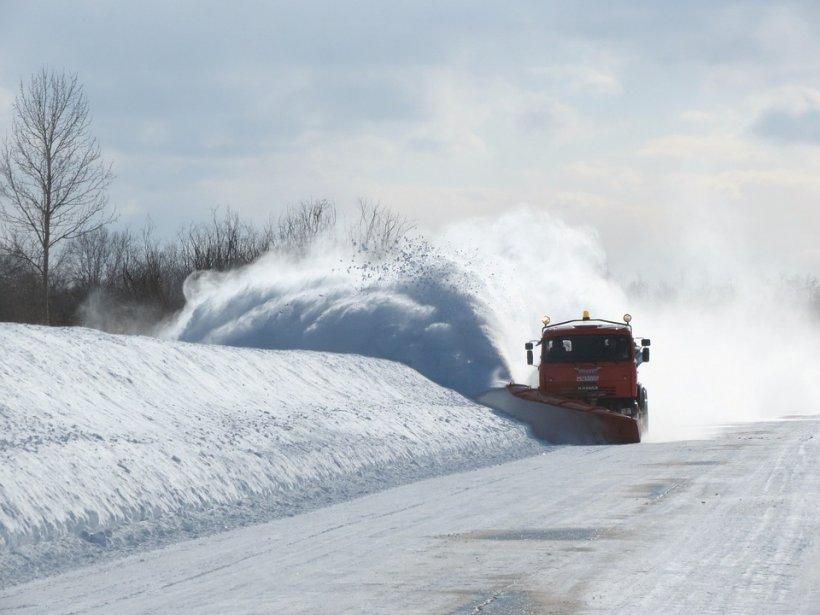 CNAIR, mesaj după ce meteorologii au anunțat ninsori în țară