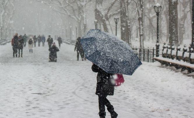 Meteorologii avertizează! Vin ninsorile în București