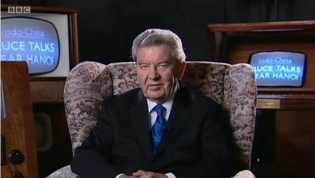 Legenda BBC Richard Baker s-a stins din viață VIDEO