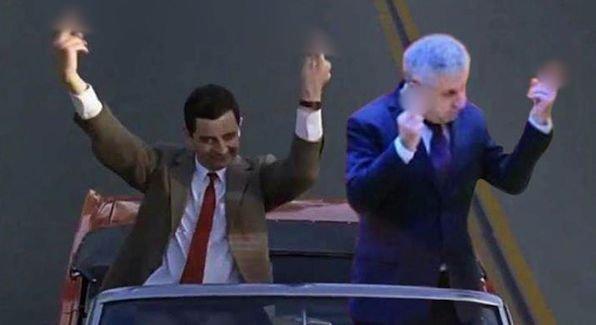Politikx. Toate glumele despre gestul lui Iordache din Parlament
