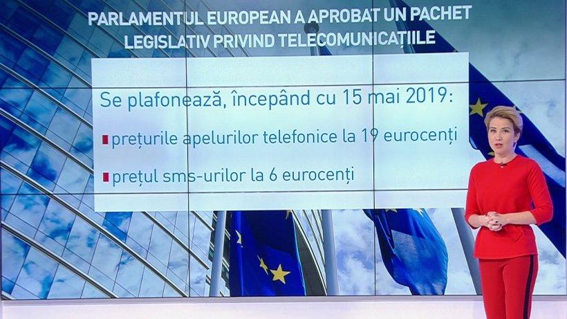 Apelurile telefonice mai ieftine în țările UE