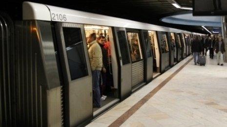 Greva de la metrou, declarată ilegală