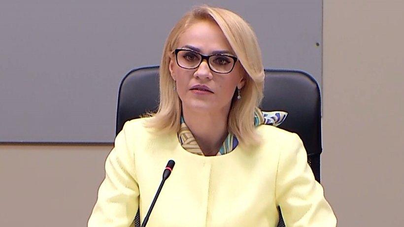 Informații-bombă din ședința Comitetului Executiv Național al PSD. Se cere demiterea Gabrielei Firea de la PSD Ilfov