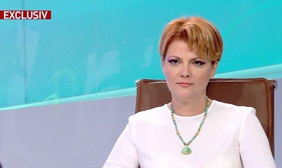 Viorica Dăncilă anunță motivul pentru care Olguţa Vasilescu preia Transporturile