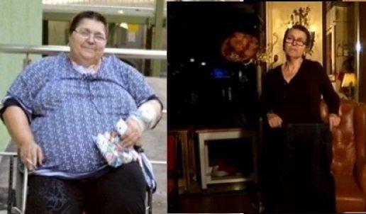 Această româncă a slăbit de la 186 de kilograme la 72! Uite cum a reușit!