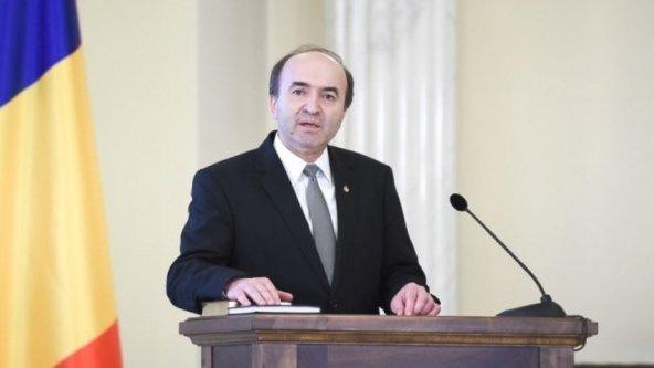 Tudorel Toader, discuții cu comisarul european pe Justiție