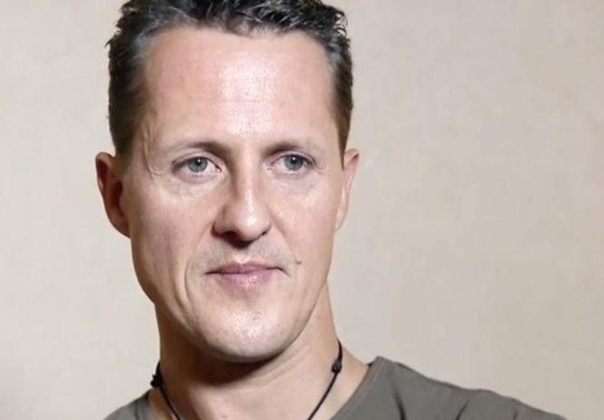 Imagini cu Michael Schumacher publicate în premieră de familia sa