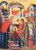 Intrarea în Biserică a Fecioarei Maria. Dezlegarea la Pește. Sărbătoare mare astăzi