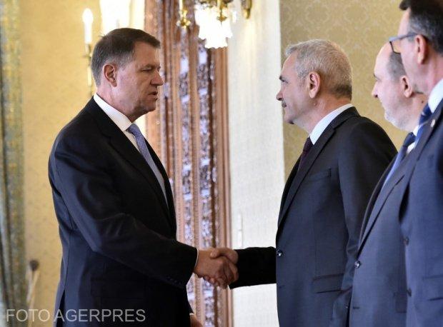 Mișcări-spectaculoase în războiul PSD-Iohannis