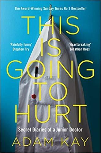 O carte despre problemele din sistemul de sănătate triumfă la British Book Awards