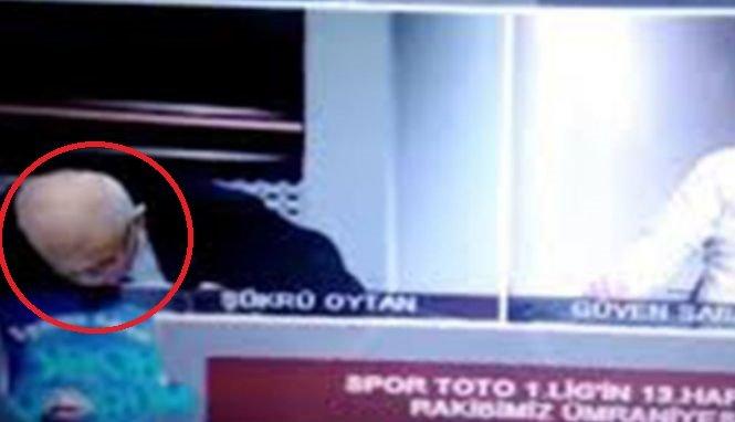 Un prezentator TV a făcut infarct, în direct - VIDEO