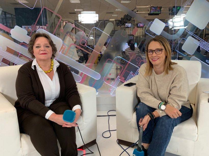 ANTENA3.RO LIVE. Ioana Grindean, despre educația copiilor și despre metodele de învățământ din România