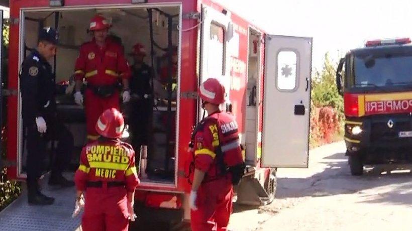 Evacuare de urgență la Universitatea din Ploiești! Două persoane au ajuns la spital