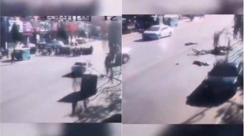 O maşină a intrat într-un grup de copii la o şcoală din nord-estul Chinei: Cel puţin cinci morţi şi 18 răniţi