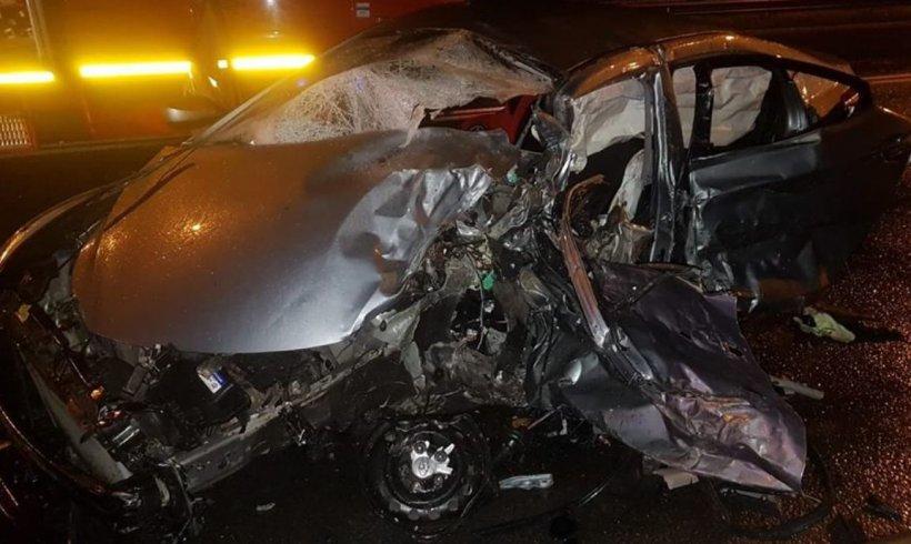 Soțul Roxanei, tânăra ucisă alături de mamă și fiica sa în accidentul din Constanța, în stare de șoc