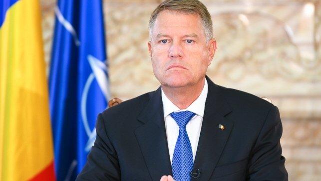 Reacția lui Klaus Iohannis după moartea militarului electrocutat în Alba Iulia